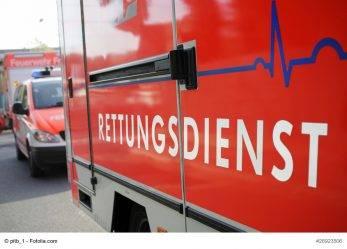 Bayern: 4 Verletzte durch Pavillon