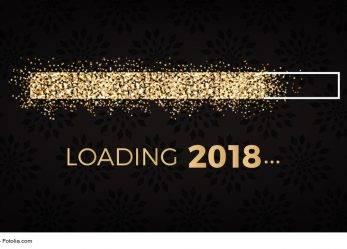 Aus 2017 wird 2018