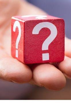 Wer weiß was? Ein Quiz mit einfachen Fragen rund um das Eventrecht