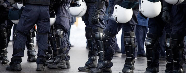 Bundesverwaltungsgericht verhandelt über Polizeikosten im Fußball