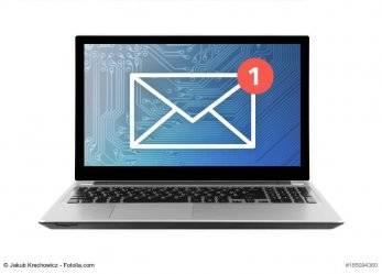 Werbung in der E-Mail-Signatur
