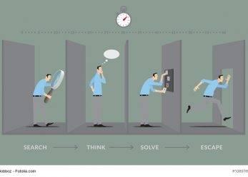 Escape-Room: Schaffen Sie es rechtzeitig raus?