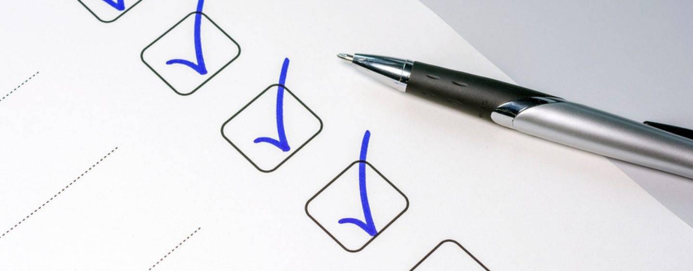 Checkliste: Der Betrieb einer Location