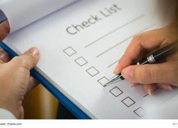 """Checkliste """"Events unter Corona"""""""