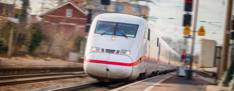 Veranstaltungsticket der Deutschen Bahn