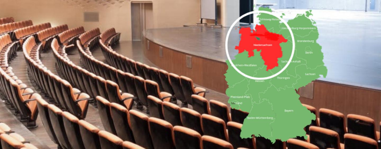 Versammlungsstättenverordnung Niedersachsen