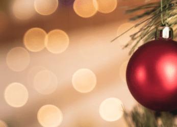 Besinnliche und friedvolle Weihnachten!