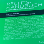 Rechtshandbuch der Veranstaltungspraxis