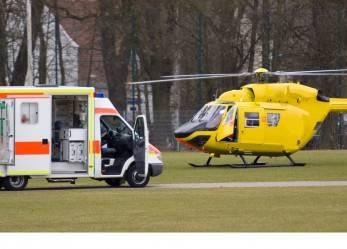 241/17 Mittelaltermarkt: Besucher verletzt sich mit Axt