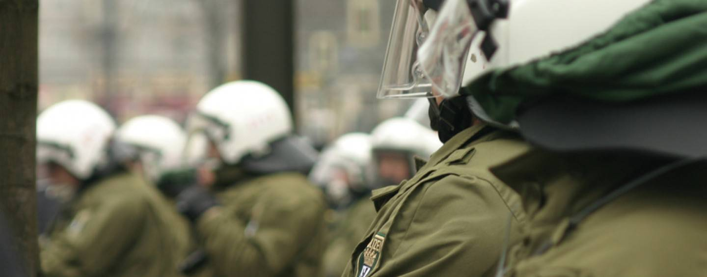 Landesrechnungshof fordert Beteiligung der Fußballvereine an Polizeikosten